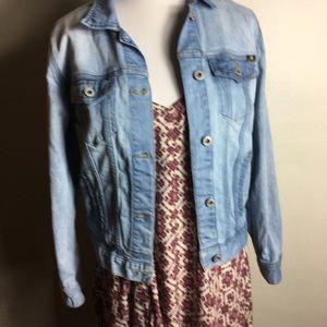Lucky Brand Denim Jacket - Sz M
